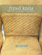 Fitted Knits: 25  Designs for the Fashionable Knitter by Japel, Stefanie