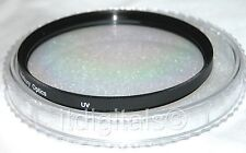 72mm UV Lens Filter For Canon FD 35-105mm FL 85-300mm Safety Glass Protection MC