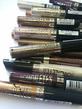 RIMMEL SCANDALEYES EYE SHADOW PAINT WHOLESALE JOBLOT ( PACK OF 12 )
