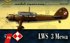 LWS 3 A MEWA (POLISH AF 1939 MARKINGS)1/72 ARDPOL RESIN (pzl)