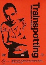 TRAINSPOTTING  The Definitive Edition 2 Disc - DVD R4