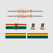 Viking Master SS Bicycle Frame Stickers, Decals, Transfers  n.4