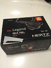 "HERTZ MILLE LEGEND 700.3 6.5"" 2-WAY COMPONENT -  NO RESERVE - FREE UPS SHIPPING"