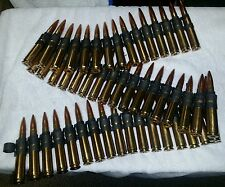 50 qty of 50 bmg 50bmg snap cap on link practice cycling drills 50 cal