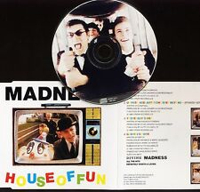 MADNESS - HOUSE OF FUN - 4 TRACK CD SINGLE FROM 1992 - SUGGS SKA TWO 2 TONE