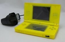 Nintendo DS Lite Pikachu Yellow Limited Edition