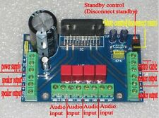 DC 12V TDA7388 Four Channel 4 x 41W Audio Power Amplifier Board BTL PC Car Amp