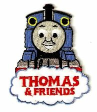 Thomas the Train Tank Engine Embroidered Iron on / Sew On Patch