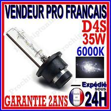 1 AMPOULE D4S AU XENON 35W KIT HID 12V LAMPE RECHANGE D ORIGINE FEU PHARE 6000K