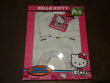 Hello Kitty Girl's Hat & Glove Set-One Size Fits Most-New In Package