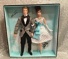 BARBIE & KEN SPRING BREAK 1961 2011 NATIONAL CONVENTION PLATINUM LABEL SIGNED