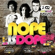 NOPE IS DOPE VOL.12++Hardwell 2 CD NEU