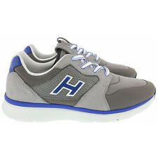 Hogan Originali shoes scarpe uomo taglia size 6.5  grey grigio authentic