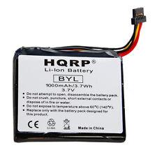 HQRP Batería para TomTom AHL03711022, VF6M, 4EH45, 4EH52, 4EJ41, 4ER5.001.01