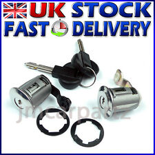 PEUGEOT PARTNER CITROEN BERLINGO XSARA PICASSO Door Lock Barrel & Keys LOCK SET