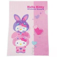 Sanrio Hello Kitty Clear File Folder #1393