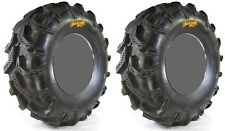 Pair 2 High Lifter Outlaw MST 28x9.5-12 ATV Tire Set 28x9.5x12 28-9.5-12