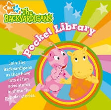 The Backyardigans Pocket Library, Nickelodeon, New Book