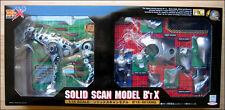 B'T X Solid Scan Kit FIGURE with blood donor Teppei B'TX-001XHG By Takara RARE!!