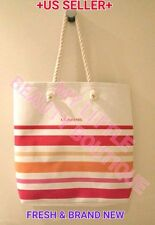 Clarins Summer Tote Large Beach Bag Shopper Shoulder Bag Purse Brand NEW