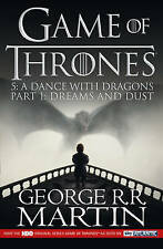 NEW Game of Thrones : A Dance with Dragons  By George R. R. Martin Paperback