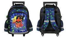 ANGRY BIRDS THE MOVIE SAC A ROULETTE TROLLEY SAC A DOS CARTABLE NOUVEAUTE