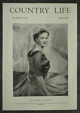 Valerie J Duckworth Ashe Ingen Court Ross on Wye 1955 1 Page Photo Article