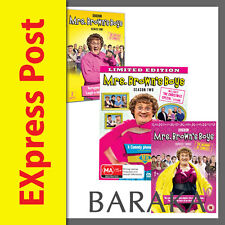 MRS BROWNS BOYS Brown's Boy Series 1, 2 & 3 + Christmas Special R4 DVD Box Set