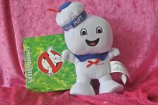 Limited Edition Ghostbusters Dvd With Puft Marshmellow Man Stuffed Toy