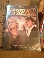 Cagney & Lacey: Part 1, Vol. 1 (DVD, 2013, 3-Disc Set) NEW