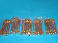 50 x SCHRADER FRIDGE GAS ACCESS VALVES 6MM 53UN51 trade pack of 50 valves