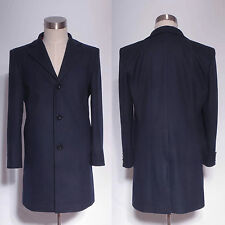 Doctor Who 12th Dr. Dark Blue Frock Coat Costume  Custom Made