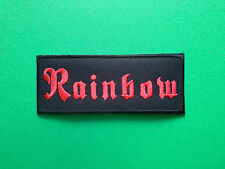 MUSIC SEW ON / IRON ON PATCH:- PATCH No 0500 NAME TO FOLLOW