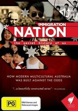Immigration Nation DVD NEW R4