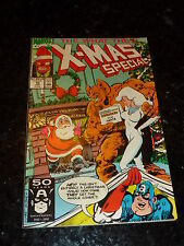 X-MAS SPECIAL Comic - The what the! - Vol 1 - No 10 - Date 01/1991 - MARVEL Comi