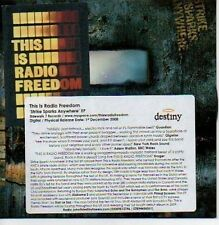 (240A) This Is Radio Freedom, Strike Sparks Anyw- DJ CD