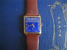Girard Perregaux Vintage Rolled Gold Watch