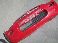 MGF Parachoques Delantero En Rojo Solar CMU.