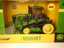 Schlepper Tractor with tracks John Deere 9560 RT (2011), Britains in 1:32 boxed!
