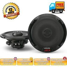 Alpine SPR-60 SPR60 300 watts 17cm 2-way coaxial car speakers Alpine TypeR