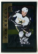 1996-97 Pinnacle Be A Player DARRYL SYDOR Silver Foil Auto Rare Parallel SP