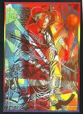 Tex - Disegno di Luciano Proverbio - cartolina