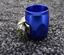 AN -06 (AN6) 15MM BLUE Fuel Hose Clamp Finisher FIT VAUXHALL