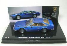 Lamborghini Jarama 400 GT 2+2 (blue) 1974