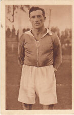 Kurt Postel Meissner Sport-Verein 08 Sportverein Football Germany CARD IMAGE 30s