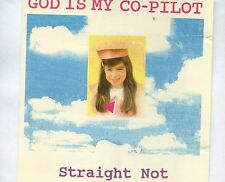 CD STRAIGHT NOT god is my co-pilot US 1993 EX+