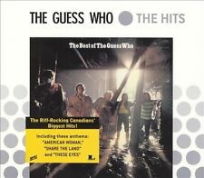 * GUESS WHO - The Best of the Guess Who [Bonus Tracks] [Remaster]