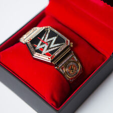 Official WWE - World Heavyweight Championship Watch (In Collectors Box)