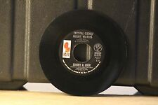 SONNY AND CHER 45 RPM RECORD