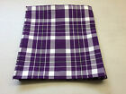 New Kingdom of Fife Tartan Baby Kilt 0-3 m- 2-3 y( Waist & Length Sizes Given